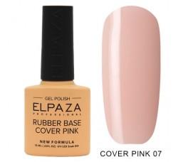 База каучуковая Elpaza камуфлирующая сверхстойкая Cover Pink 07
