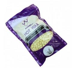 Воск пленочный в гранулах Konsung Beuty Hot Wax Молоко, 500г