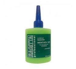 Гель для размягчения и удаления кутикулы с ментолом CUTICLE REMOVER MENTOL 30 ml