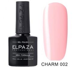 Гель-лак Elpaza  сверхстойкий Charm 002 Балерина