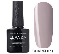 Гель-лак Elpaza  сверхстойкий Charm  071 Скромное платье