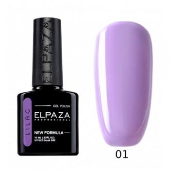 Гель-лак Elpaza  сверхстойкий Lilac 01 Венский вальс
