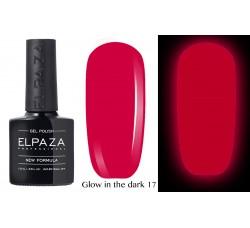 Гель-лак Elpaza Glow Neon Collection неоновая серия светится в темноте при ультрофиолете 17