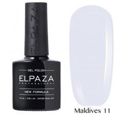 Гель-лак Elpaza Neon Collection неоновые серия 10мл MALDIVES 11