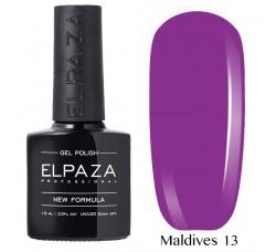 Гель-лак Elpaza Neon Collection неоновые серия MALDIVES 13