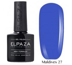 Гель-лак Elpaza Neon Collection неоновые серия MALDIVES 27