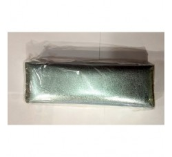 Подлокотник мягкий  Подставка под руки цвет серебро