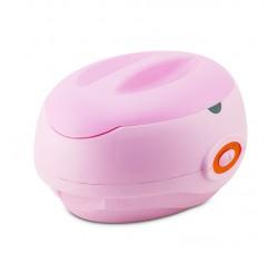 Ванночка для парафинотерапии розовая