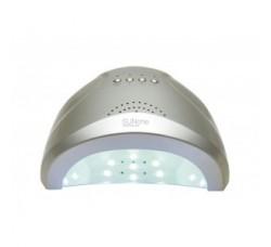 Лампа гибридная для гель лака и геля UV/LED Sun one 48 Вт Silver