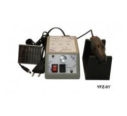 Фрезер машинка для маникюра и педикюра мощность 15000 об. YFZ-01