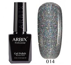 ARBIX Гель-лак сверхстойкий Алмазное Сияние 014