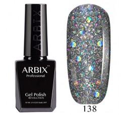 ARBIX Гель-лак сверхстойкий Бриллиантовый Блеск 138