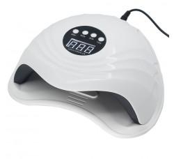 Лампа Sun5 X PLUS 108 Вт гибридная для гель лака и геля UV/LED  с ЖК дисплеем
