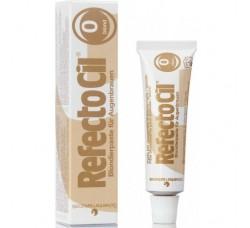 RefectoCil Blond №0 — Краска для окрашивания бровей и ресниц (светлая) 15 мл