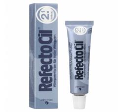 RefectoCil DEEP BLUE 2.1 — Краска для окрашивания бровей и ресниц СИНЯЯ 15 мл
